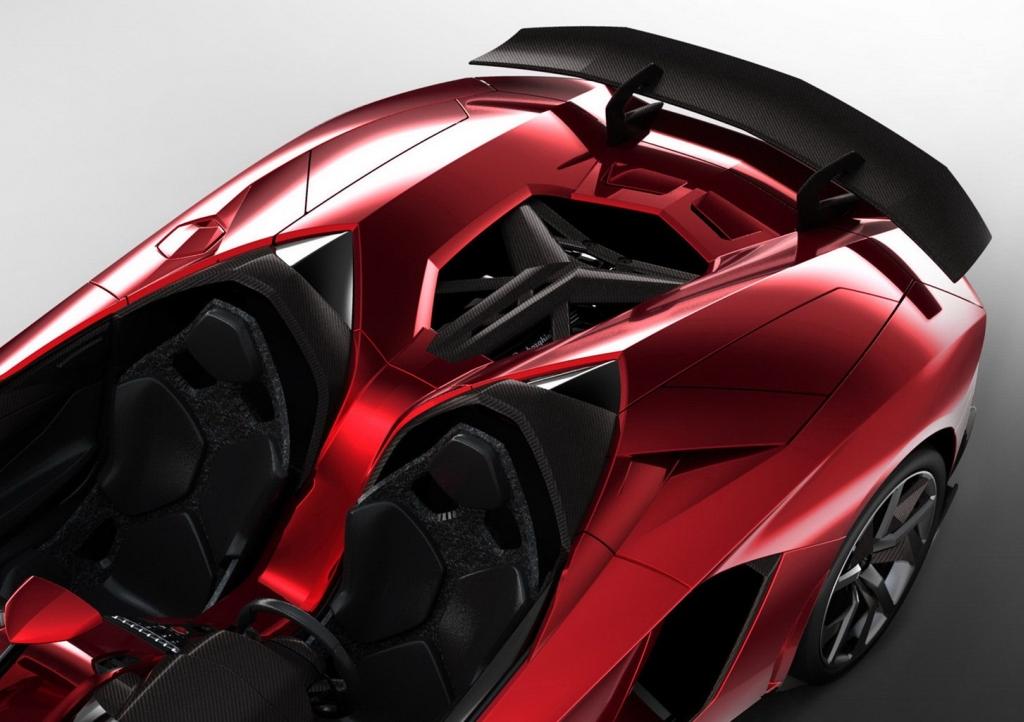 Apresenta 199 195 O Lamborghini Aventador J Portal Do Autom 211 Vel