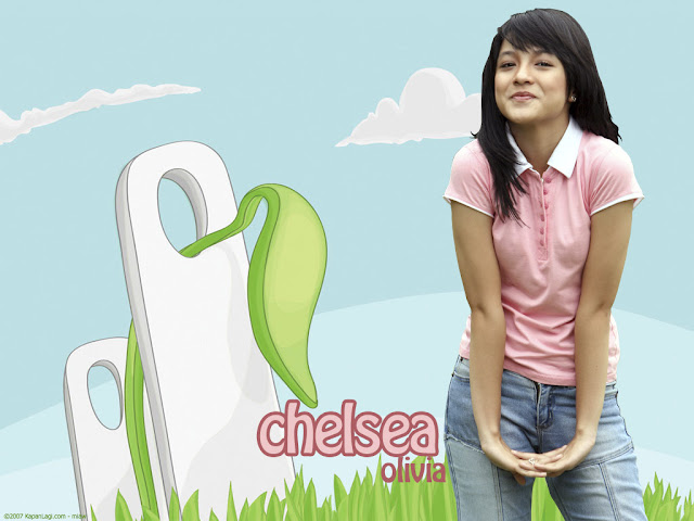 ARTIS-ARTIS CANTIK INDONESIA: CHELSEA OLIVIA