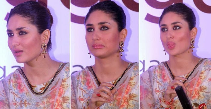 Kareena Kapoor Khan :Kareena Kapoor Khan's Unseen Funny Wierd Moments HD Pics