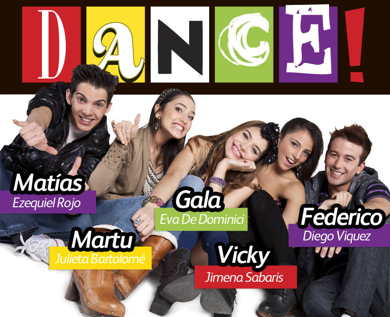 Foto de adolescente de club dance