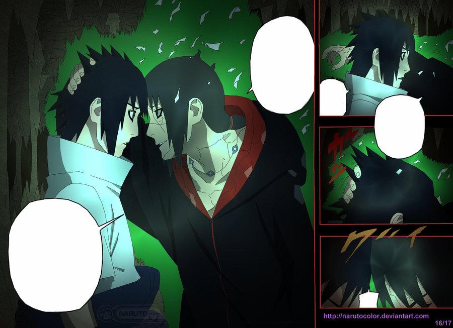 Alur cerita Naruto Chapter 590: Aku akan Selalu Mencintaimu