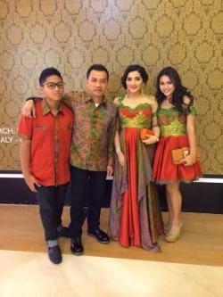 Foto Kebaya Ashanty Anang Pernikahan Raffi Ahmad Nagita Slavina Nikah 2014