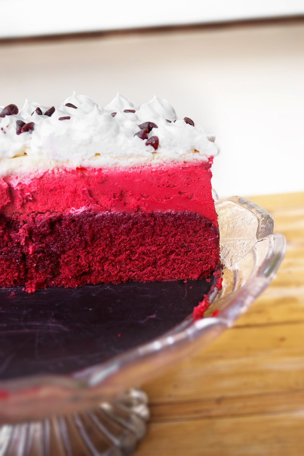 Smooth Mousse Cake