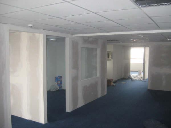 Como Construir Una Pared Divisoria Con El Sistema Drywall
