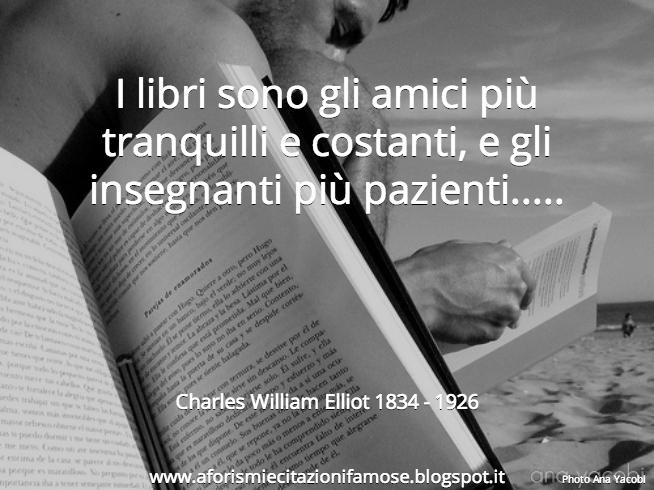 Aforismi e citazioni famose agosto 2013 - I libri sono specchi riflettono cio che abbiamo dentro ...