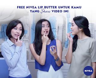 Info sampel - Sampel Gratis Produk Nivea Lip Butter