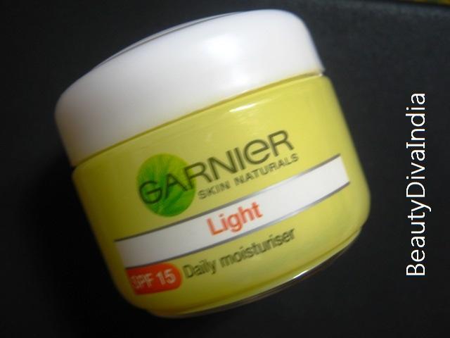 garnier pure active moisturiser ingredients