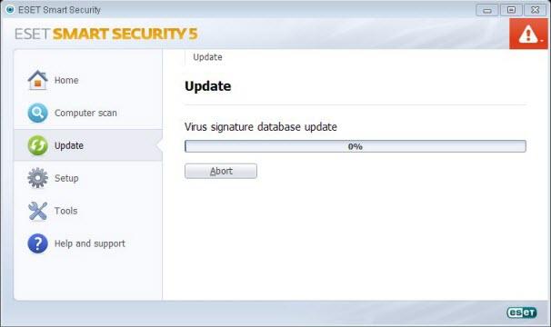 Eset Nod32 Username and Password: Update eset smart securities virus ...