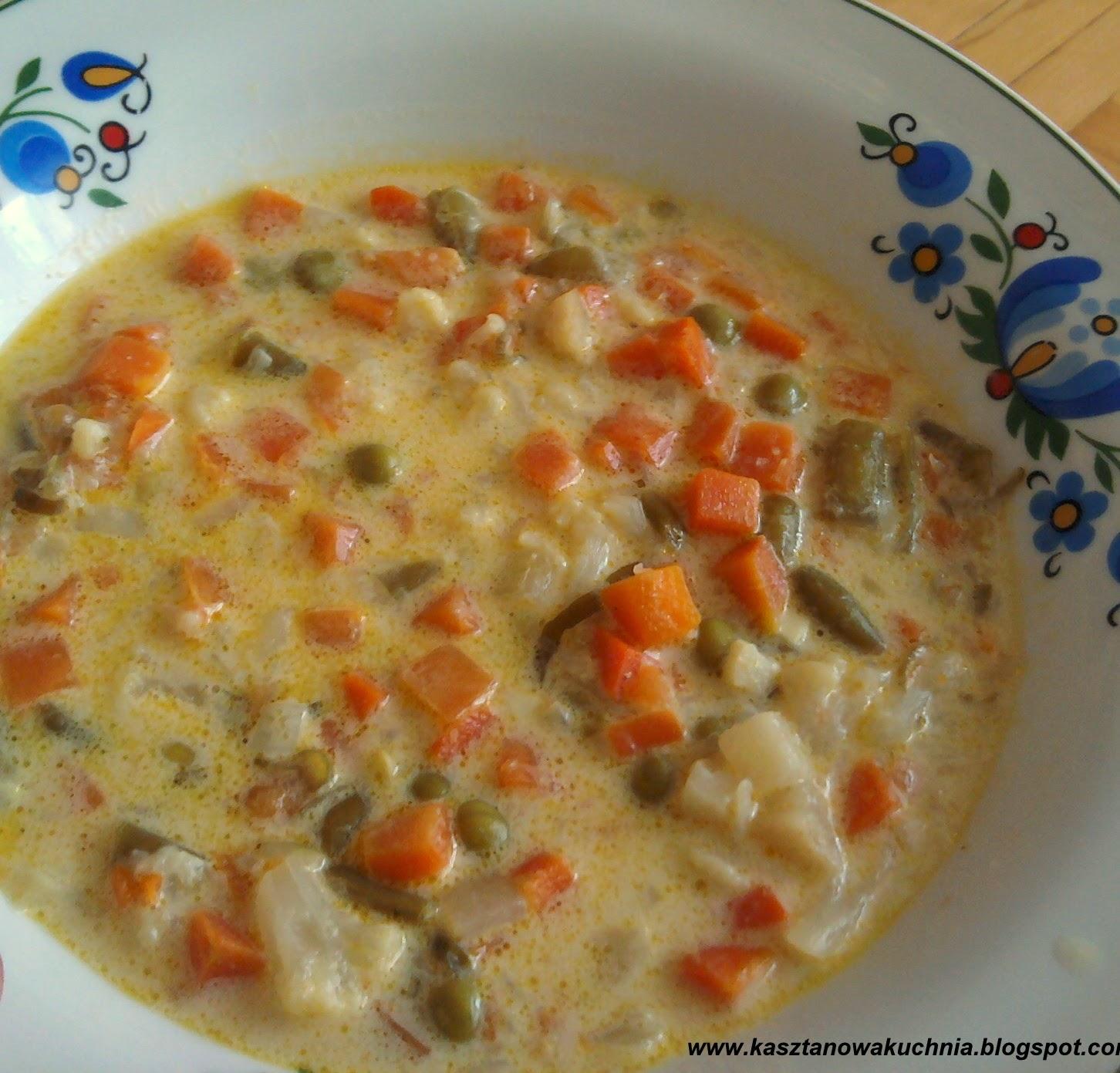 Kasztanowa Kuchnia Lipcowy Obiad U Babci Krysi