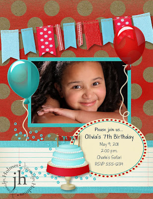 birthday invitation software