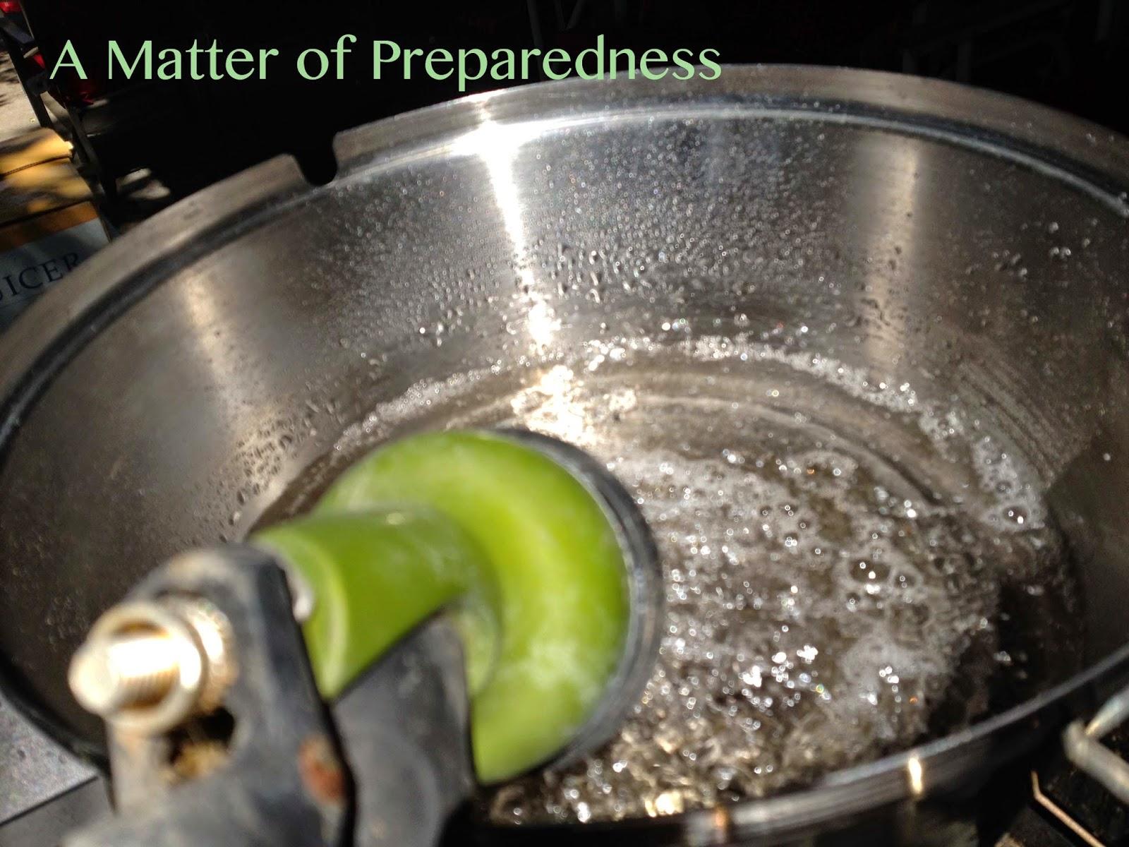 Making Apple Juice and Apple Sauce