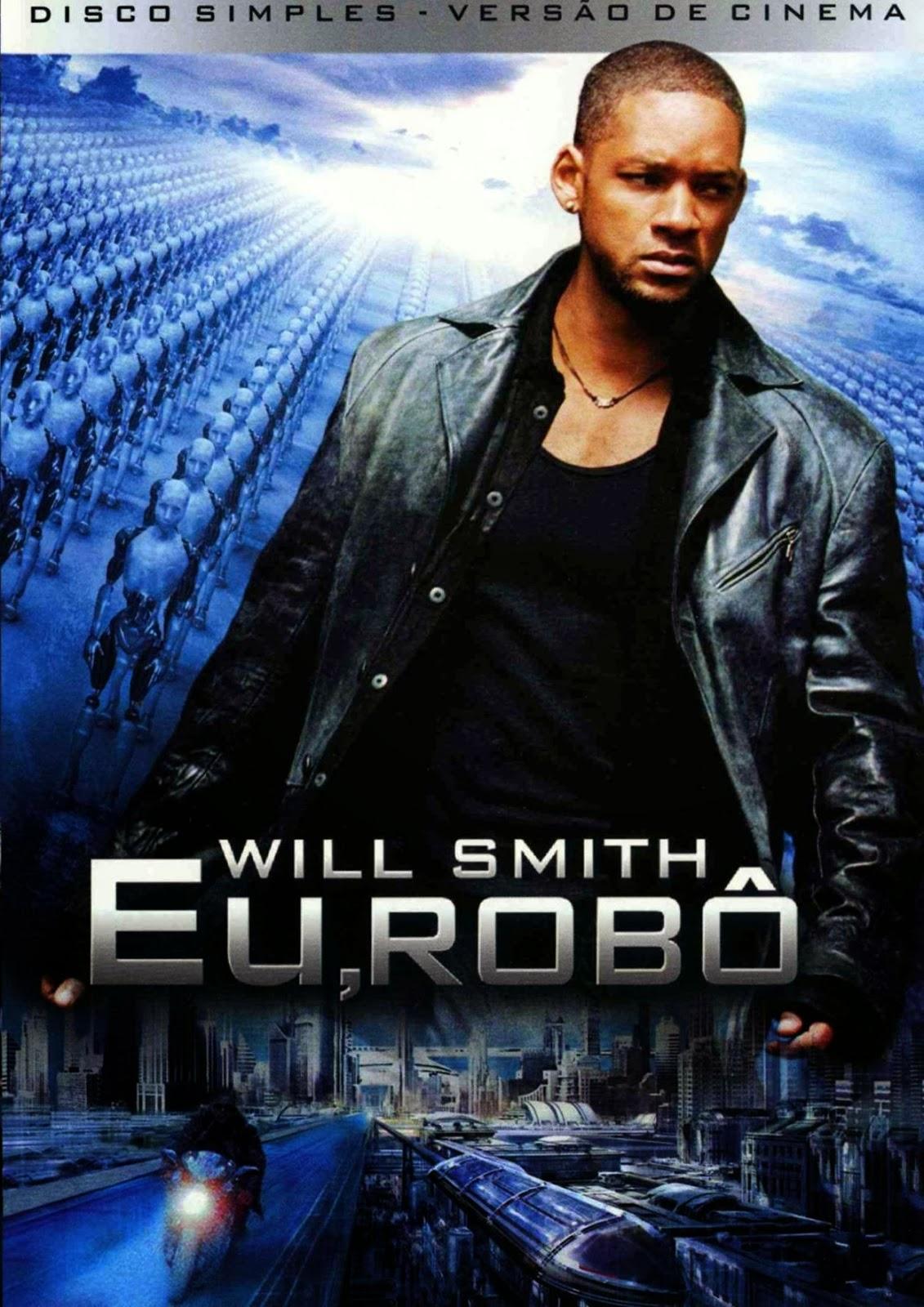Eu, Robô – Dublado (2004)