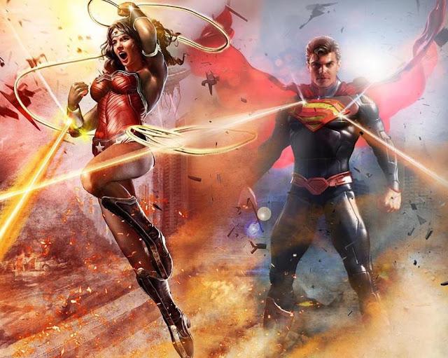Wonder Woman (DC Comics) Character Review - Superman