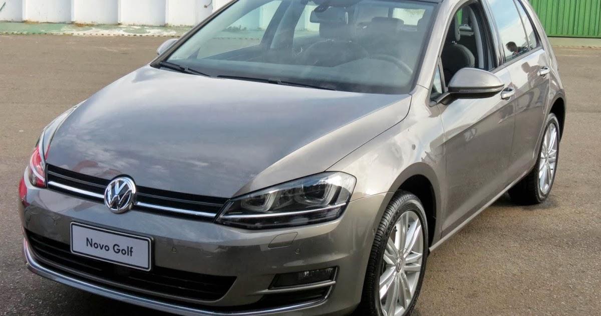 Golf e importados premium da VW: linha 2015 chega às lojas
