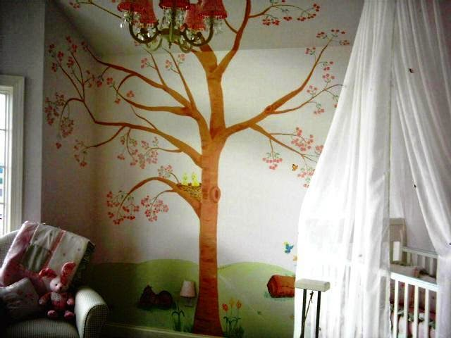 wall painting ideas and techniques