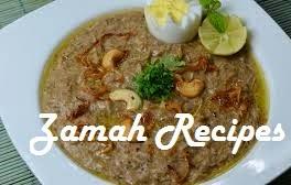 Haleem Recipe Hyderabadi, Mutton Haleem Recipe - Yummy Indian Kitchen
