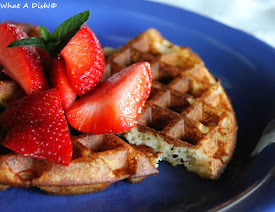 Overnight Buttermilk Yeast Waffles