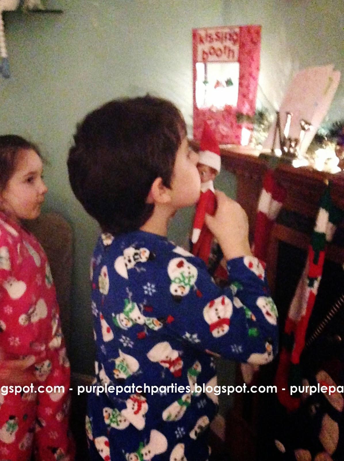 Elf Christmas Pajamas