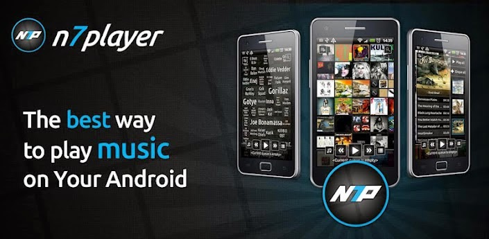 5 Best Android Music Player Apps