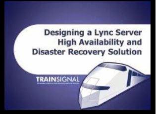 Microsoft Lync 2013 Training - TrainSignal Plural Sight Part 5