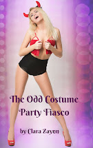 The Odd Costume Party Fiasco