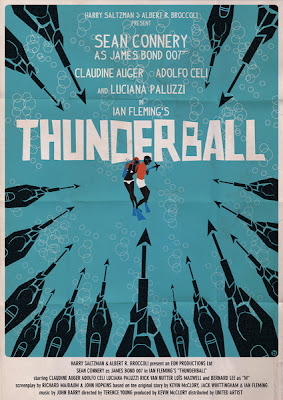 okokno thunder ball movie poster 007