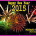 Happy New Year 2015 from Malaysia Asia