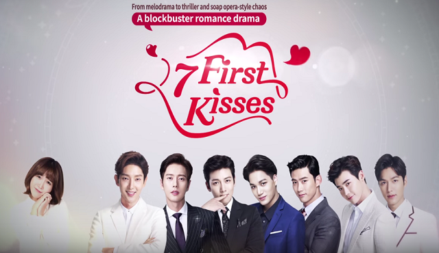 7 First Kisses