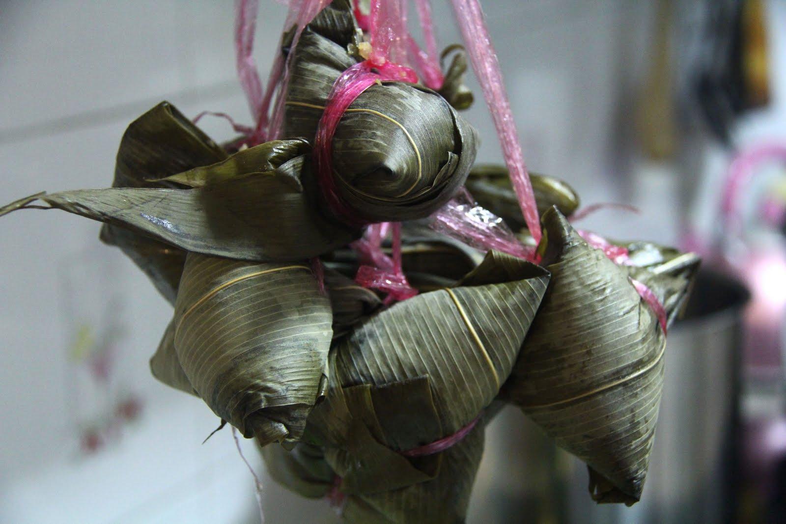 how to make festival dumplings