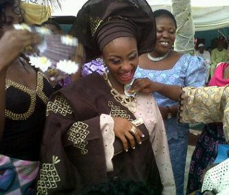 jide kosoko daughter wedding