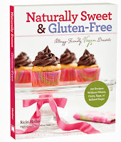 Cookbook Review:  Naturally Sweet and Gluten-Free