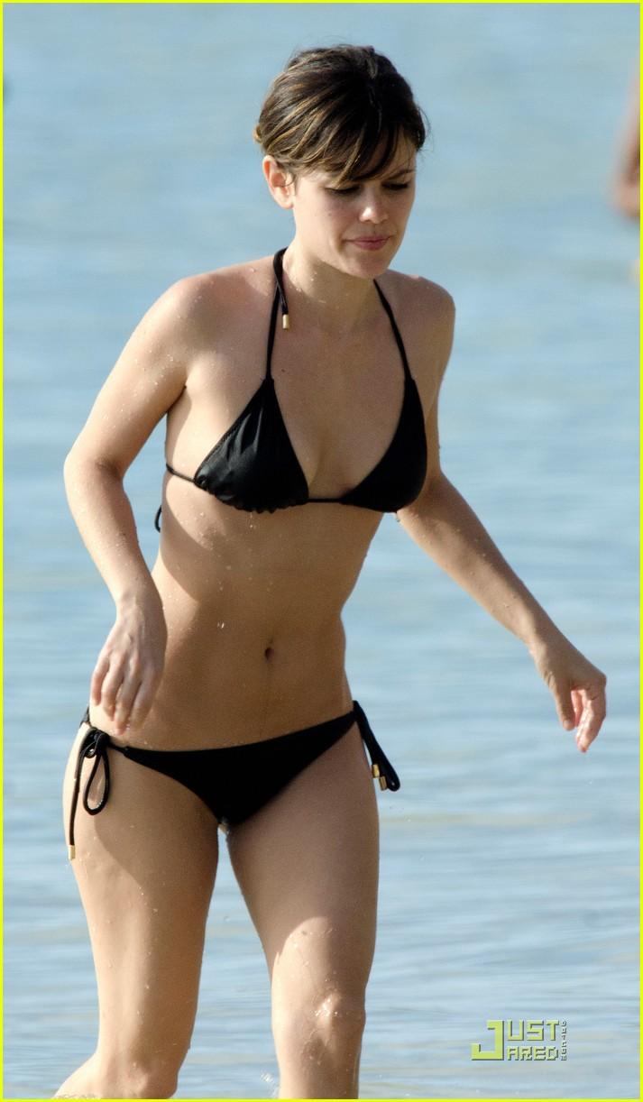 Star Rachel Bilson Amp Hayden Christensen In Barbados