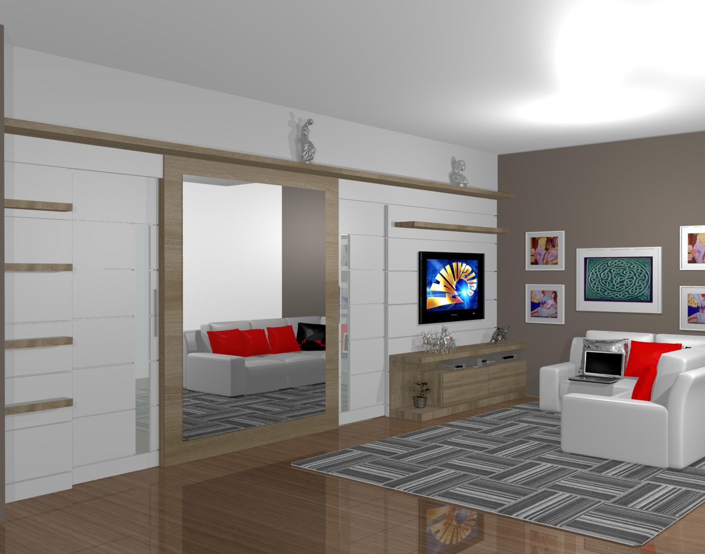 MOVEIS PLANEJADOS ESTANTE HOME THEATER PAINEL PARA TV TELEVISÃO LCD #C40707 1400 1100