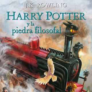 Nueva edición ilustrada de Harry Potter