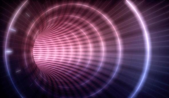 Viagem no tempo, wormwhole