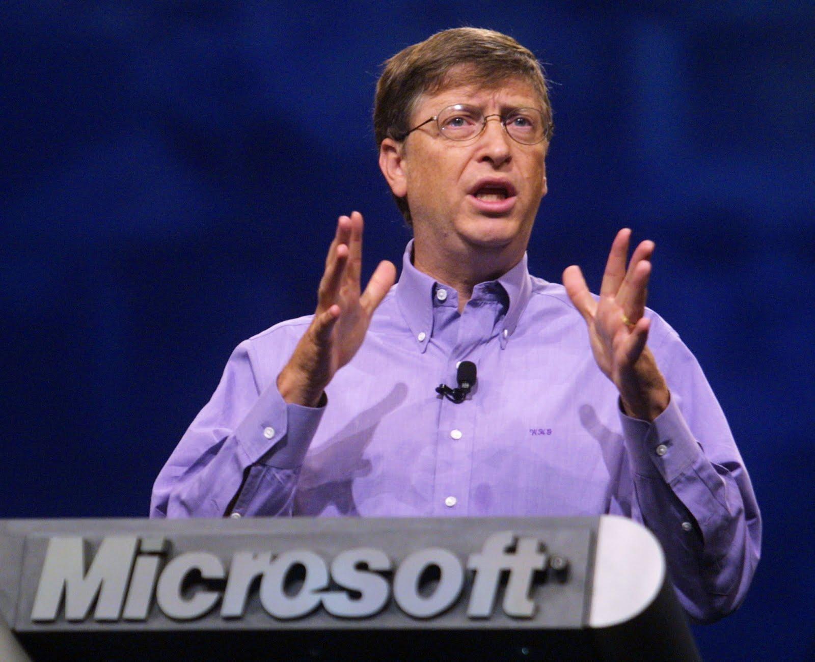 10 Orang Terkaya di Dunia Versi Forbes