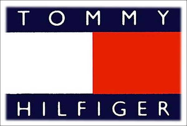 Tommy Hilfiger Font and Tommy Hilfiger Logo