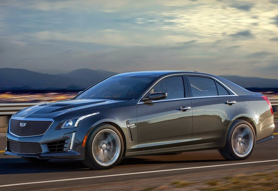 Ford Focus 2019 Wagon >> 2016 Cadillac CTS-V Supercharged 6.2L V-8 640 hp | Car Reviews | New Car Pictures for 2018, 2019