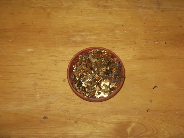 Извлечение золота из в домашних условиях 162