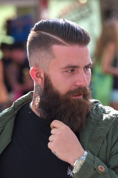 Original 50 Hairstyles For Men With Beards  Masculine Haircut Ideas