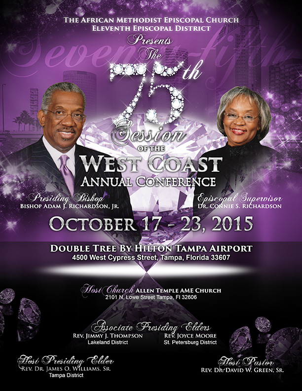 Annual Conference Flyer Design