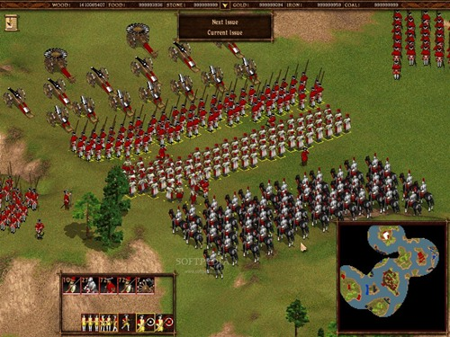 Download Cossacks: Back to War Full PC Game