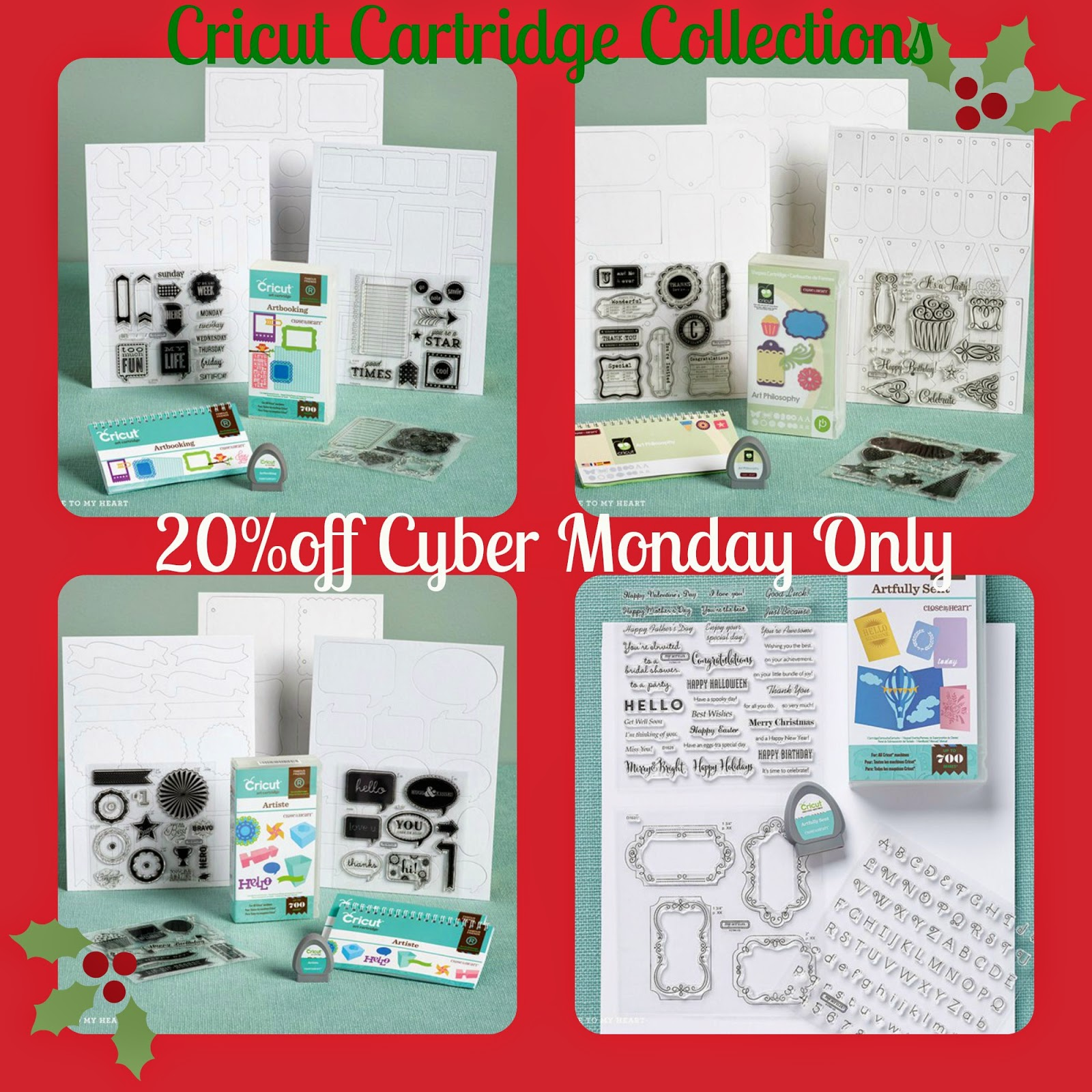 Mimi 39 s craft room close to my heart cyber monday sale for Rooms to go cyber monday