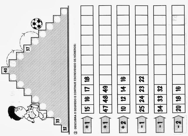 Atividades de Matemática para o 2º do Ensino Fundamental- PARTE 3 atividades para imprimir, ensino fundamental, matemática,desafios matemáticos..,