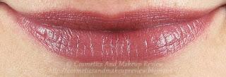 PuroBIO - All Over Lipstick n. 25 Marsala - swatches