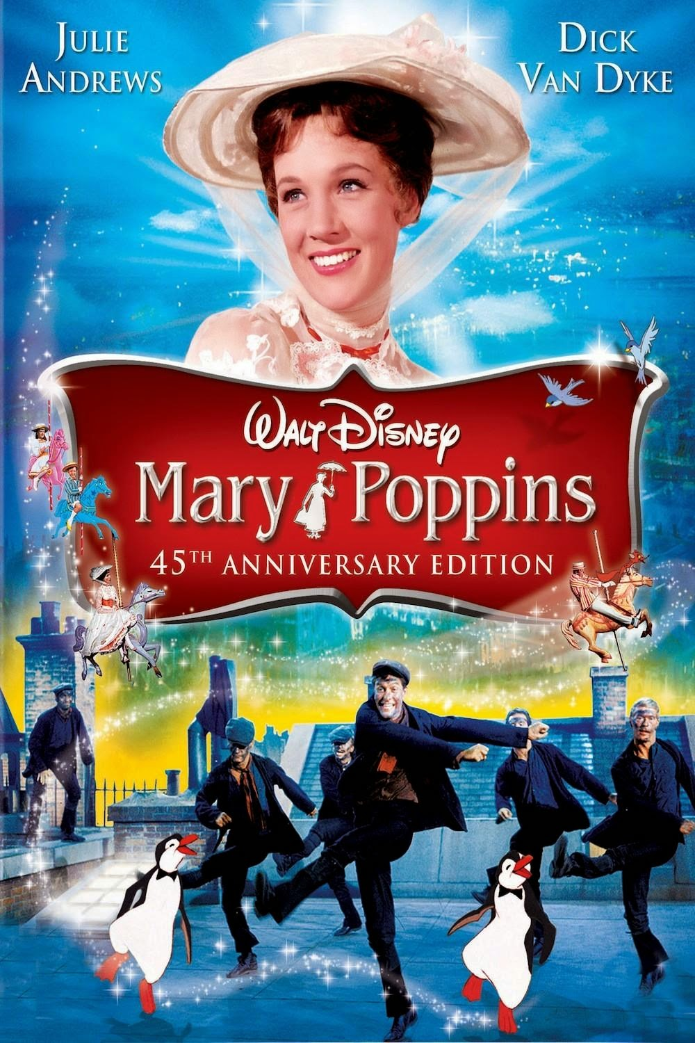watch mary poppins  1964  online for free full movie