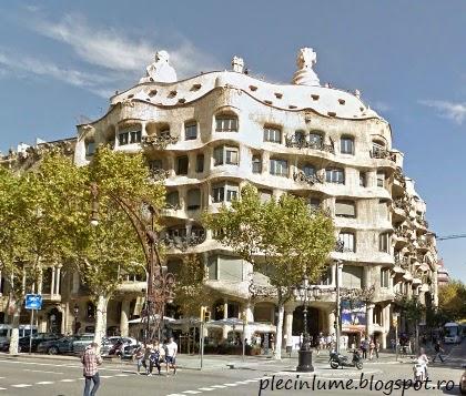 Barcelona, La pedrera