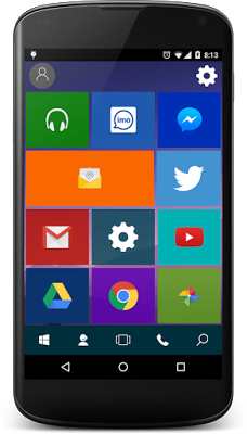 Win 10 Launcher Pro V1.5 Apk-screenshot-3