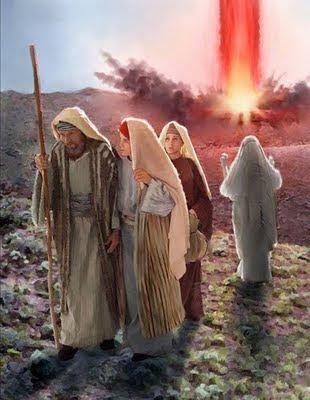 Mito Sobre, Sodoma y Gomorra