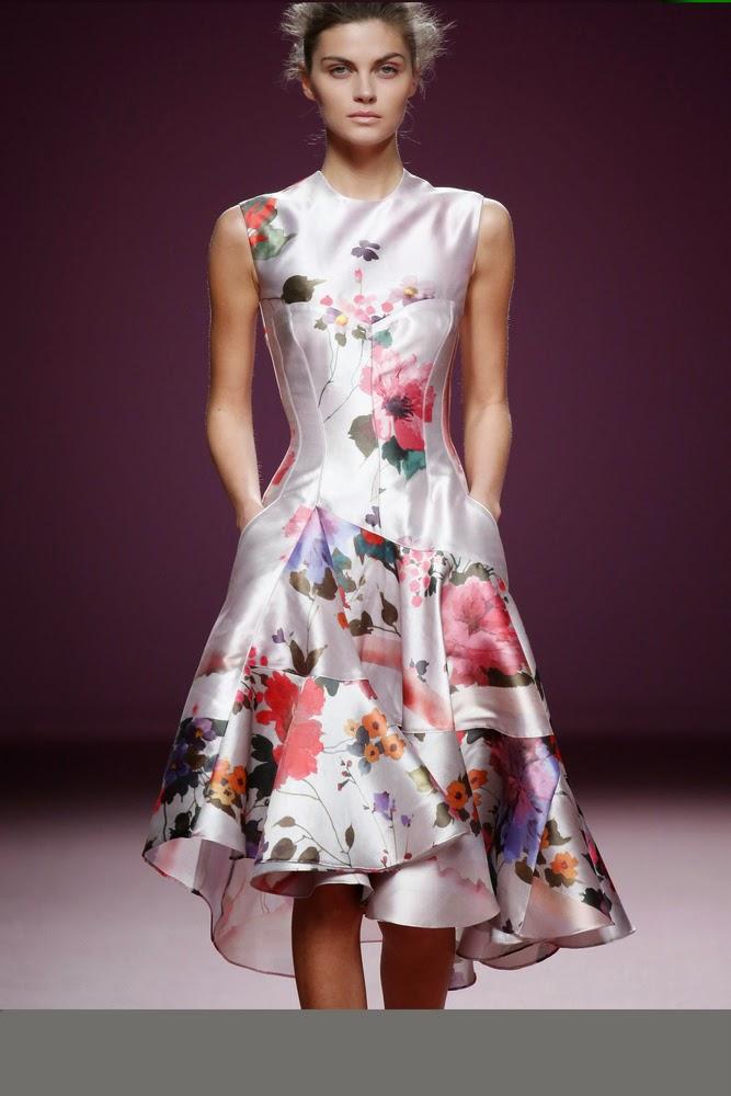 vestido flores juan vidal